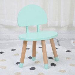 Estudio Creativo de madera con forma parte de los niños sillas Silla de estudio para niños muebles habitación de los niños