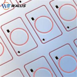 A4 Blad van het Inlegsel van PC van pvc van de Grootte het Plastic voor de Slimme Kaart RFID van de Nabijheid 125kHz