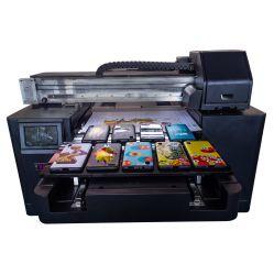 고해상도 2880dpi A3 디지털 전화 케이스 UV LED 평판 프린터