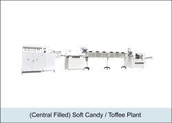 (Central preenchida) Soft Candy/Toffee Planta (K8019020)