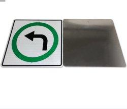 Безопасности светоотражающий материал движения дорожного знака алюминиевую пластину безопасности дорожного движения подписать