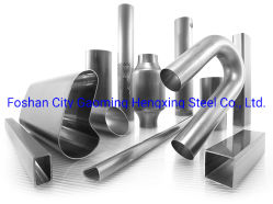 Personalizar Tubo de acero inoxidable de diferentes tamaños, diferentes