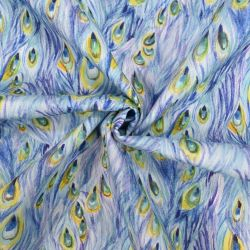 All'ingrosso Bio cotone Poplin tessuto cotone tessuto a buon mercato Stampa digitale tessuto Tessuto per camicia da uomo