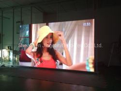 舞台の背景の前部サービスP5屋内固定LED表示