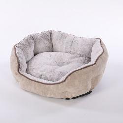 Único Brown Dog producto Soft Luxury Dog Cat cama de mascotas