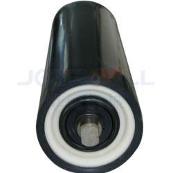 Eccellente rullo in plastica UHMW-PE HDPE personalizzato per trasportatore a nastro