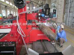Proceso de múltiples tubos automática Máquina de soldadura (TIG MIG++sierra)