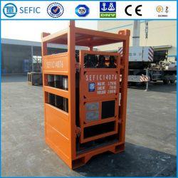 Utiliza la plataforma de oxígeno de alta presión del cilindro de gas de nitrógeno de Argón Rack (norma EN ISO9809-1)
