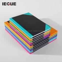 2021 Eco Friendly du papier recyclé Business Journal Planificateur reliés de petite A4 A5 de l'artisanat pour ordinateur portable personnalisable de reliure parfaite