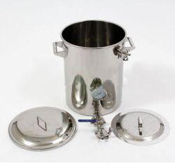 caldaia di Brew del tino dell'acciaio inossidabile 15gallon con il doppio fondo