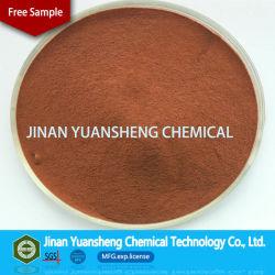 Los productos químicos para la producción industrial de briquetas de carbón en polvo aglutinante Lignosulfonate Calcio
