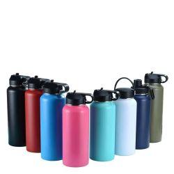BPA フリースポーツ屋外ステンレススチール製水ボトルハイドロ熱真空 フラスコ
