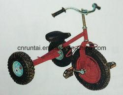 I capretti d'acciaio del triciclo della Cina vanno carrello