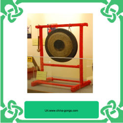 La Chine Gong avec Gong Stand