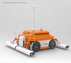 Тротуар робота обнаружения