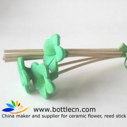 香りの拡散器のリード拡散器の自然なリード棒、ミニチュア陶磁器