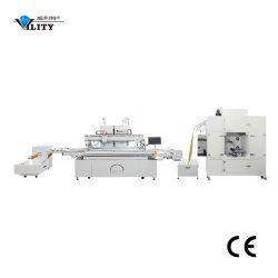 Machine automatique de la sérigraphie Table d'impression de vide le CCD à plat de l'imprimante de l'écran
