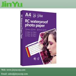 A4 glattes RC wasserdichtes Foto-Papier Rolls beschichtend