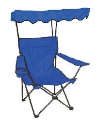 Складной стул на пляже с навесом съемные бич с солнцезащитная шторка