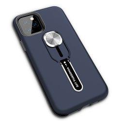 2019 nuova cassa Shockproof del telefono dell'OEM del nuovo di stile TPU+Metal coperchio superiore del telefono per iPhone11 Xi