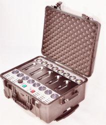 Walkie-Film parlant de VHF de fréquence ultra-haute de 200W Portable, Deux-voie Radio, Audio Bugs Jammer Blocker