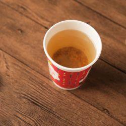 Diseño de nuevos y creativos de la Copa de papel café fácil de usar beber té