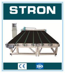 Stron CNC automática Máquina de corte de vidrio para la construcción de aparato de vidrio y piedra Solar Beam