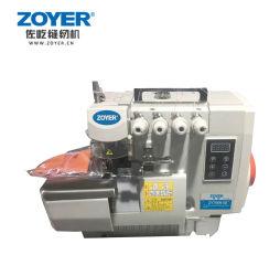 Zy766N-5D Zoyer 5-Thread Super nouveau look à haute vitesse surjeteuse pour vêtements