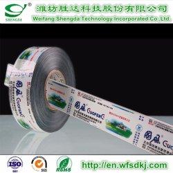 PE/PVC/PET/BOPP/PP Film protecteur pour profilé en aluminium/plaque en aluminium/Conseil/Aluminum-Plastic Profil brossé