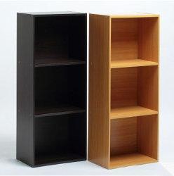 Bibliothèque en bois économique de modèle facile petite