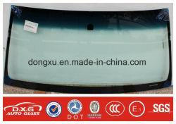 Vidro dianteiro laminado vidro automático para a Toyota