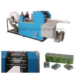 小型のティッシュの折る機械を広告する札入れの顔ティッシュ機械