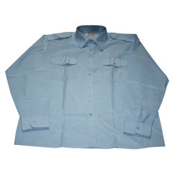 Fashion T/C 65/35 Mens 's Shirt pilote
