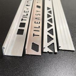 L'aluminium en forme de garnitures de tuile de profil de chant