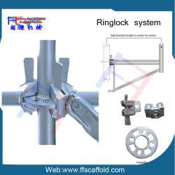 Fábrica de la ISO 13 años andamio de Ringlock de fabricante y del exportador