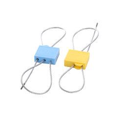 Une Utilisation De Temps Cap Shipping Container câble antivol bande de joint de joint de porte
