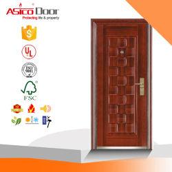 Normale Stahlsicherheits-Tür mit Qualität (Standard ISO9001)