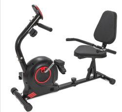 적당 또는 자석 또는 국내 또는 강직하고 또는 타원형 또는 기댄 또는 6개의 기능 모니터 조정가능한 시트를 가진 Orbitrac 또는 홈 사용 신체 단련용 실내 고정 자전거