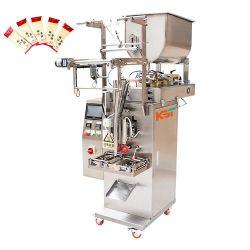 ماكينة التعبئة التلقائية لسائل الراعبوبي الصغير عالي السرعة الفلفل المتعدد الوظائف لصق صلصة الطماطم الطبخ زيت ملء مانع التسرب ماكينة Packagng