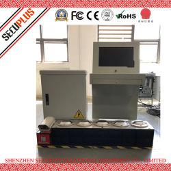 Vast onder het Systeem van de Inspectie van het Toezicht van de Scanner van het Voertuig voor de OnderOpsporing van de Bomauto