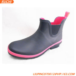 2020 original da mulher Chelsea Festival de borracha Welly sapatos de chuva