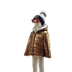 سترة شتوية ذات قلنسوة عالية الجودة للأطفال الذين يرتدون ملابس الشتاء مقاومة للبرد