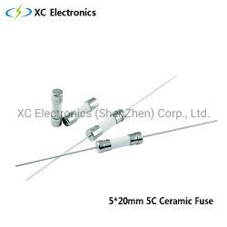 Xc предохранитель 5*20 керамические быстродействующим предохранителем с высокой отключающей способности UL VDE сертификации
