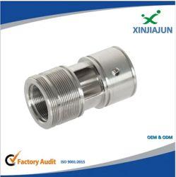Präzision CNC-Maschinerie-Teile, Maschinenteile, Bewegungsteile, CNC-Maschinen-Ausschnitt-Hilfsmittel