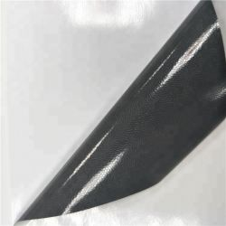 Commerce de gros brillant blanc mat éco solvant de l'impression auto-adhésif des rouleaux en vinyle PVC
