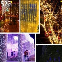 LED das luzes de Natal decorativas LED de Luz de Trabalho Luzes String Fadas