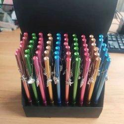 Hanger Ball Pen Erasable Pens로 펜을 칫솔질할 수 있습니다