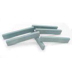 Afiação da faca de diamante pequenas pedras de amolar de carboneto de silício da Pedra de Afiação