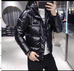 Piscina Fashion Sport enchendo os homens no casaco de Inverno