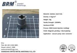 Componente del rotore del pulsometro di vendita diretta MIM SUS440c della fabbrica